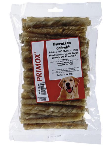 PRIMOX Hundesnack »Kaurolle «, Rind, 6x750 g