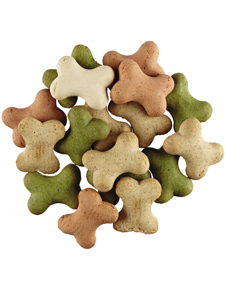 PRIMOX Hundesnack »Mini Knochen-Mix«, Getreide, 10 kg