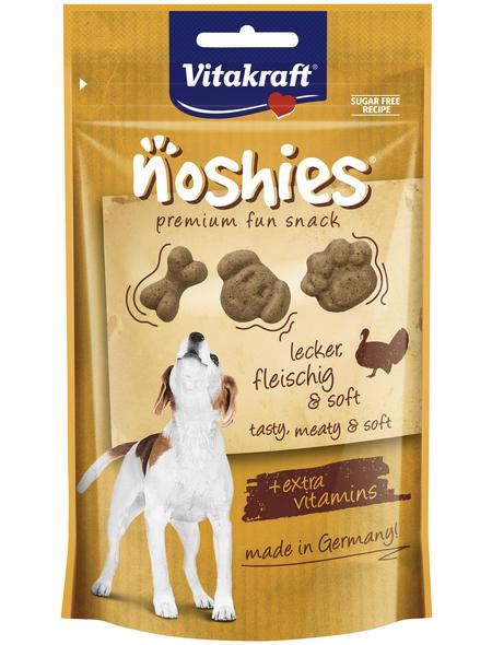 VITAKRAFT Hundesnack »Noshies®«, 90 g, Truthahn