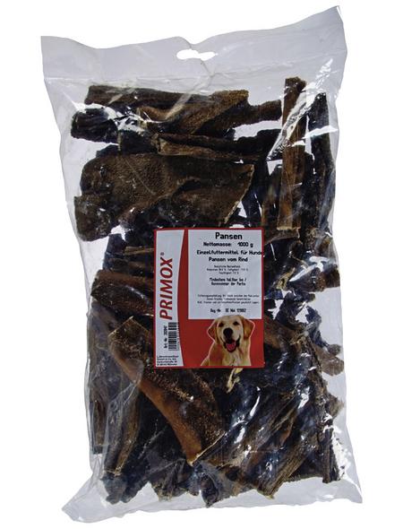 PRIMOX Hundesnack »Pansen«, Rind, 7x1 kg