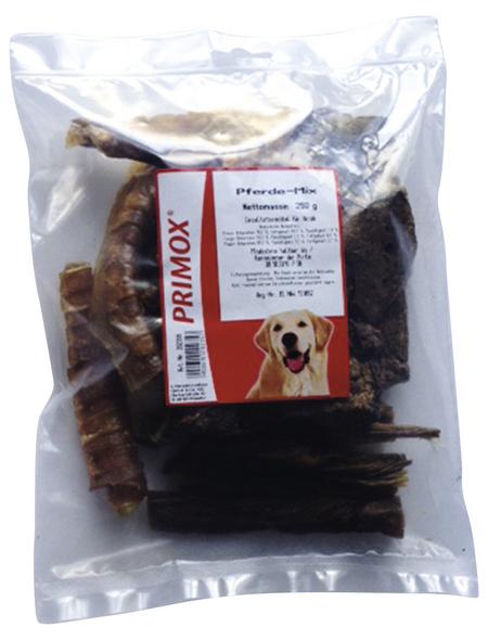PRIMOX Hundesnack »Pferde-Mix«, Pferd, 10x250 g