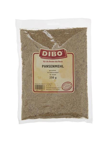 Dibo Hundetrockenfutter, 0,25 kg, Pansen