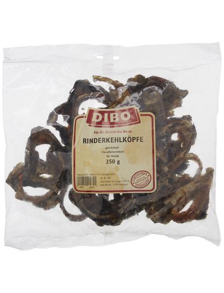 Dibo Hundetrockenfutter, 0,25 kg, Rind