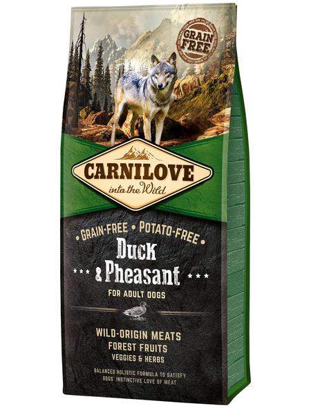 carnilove Hundetrockenfutter, 1 Beutel à 12000 g