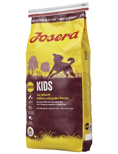 Josera Hundetrockenfutter, 15 kg, Fleisch