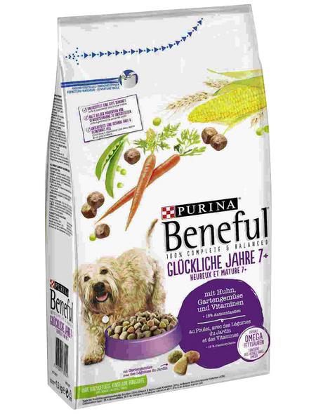 BENEFUL Hundetrockenfutter »Glückliche Jahre«, 1,5 kg, Huhn