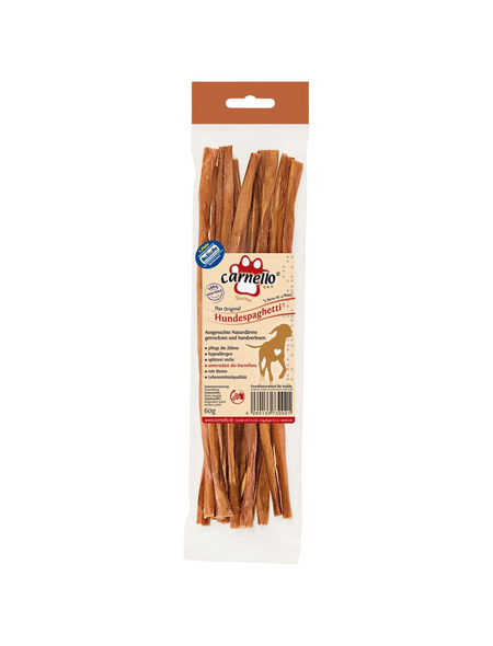 Carnello Hundetrockenfutter, Inhalt: 0,6 kg, Schweinedarm