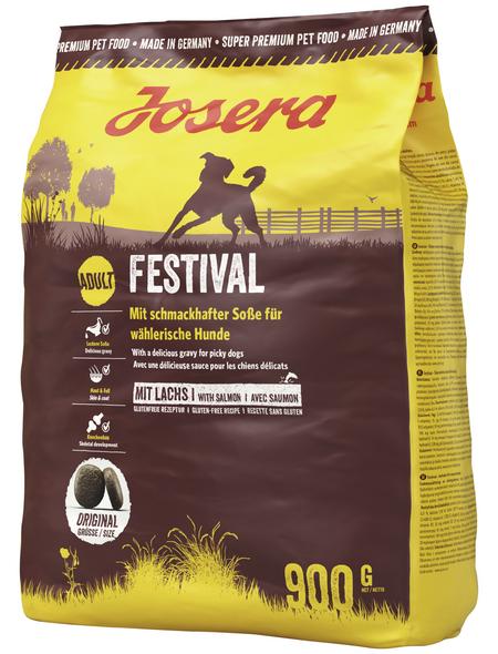 Josera Hundetrockenfutter, Inhalt: 0,9 kg