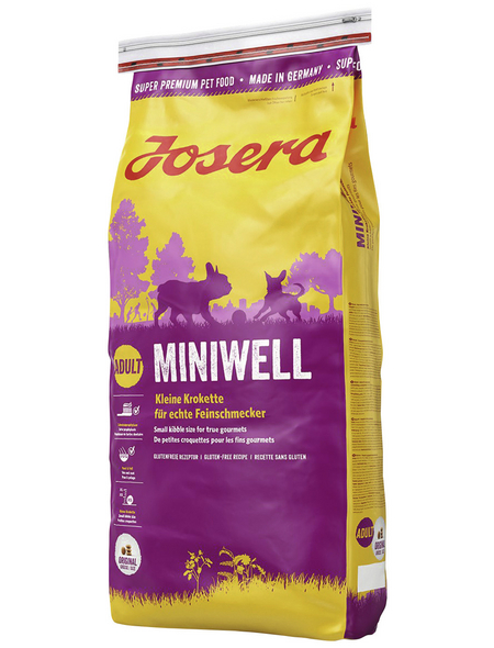Josera Hundetrockenfutter, Inhalt: 15 kg