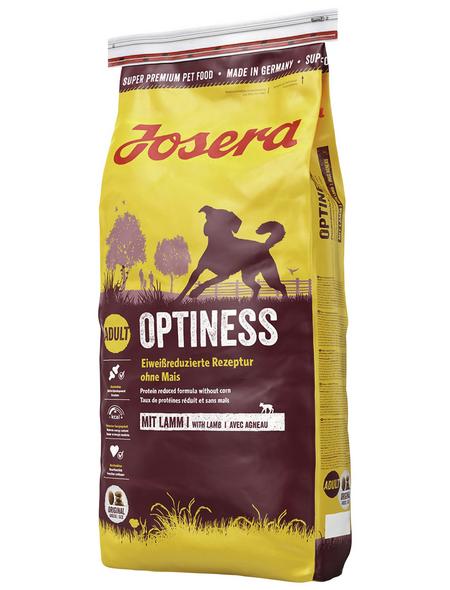 Josera Hundetrockenfutter, Inhalt: 15 kg, Fleisch