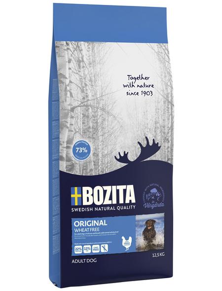 BOZITA Hundetrockenfutter »Original«, 1 Beutel à 12500 g
