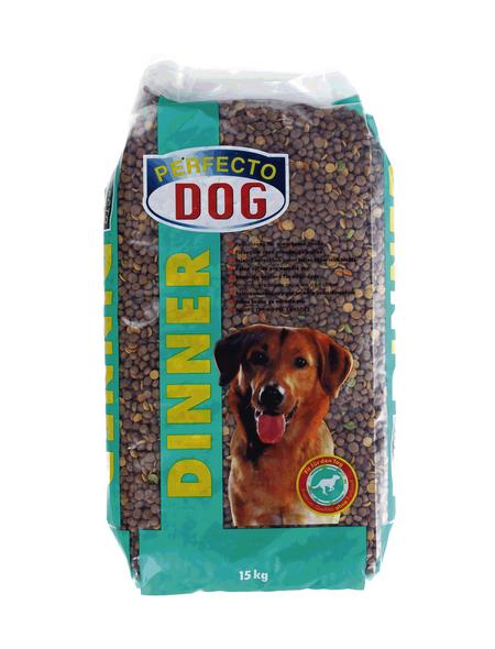 PERFECTO DOG Hundetrockenfutter »Perfecto Dog«, 15 kg, Fleisch