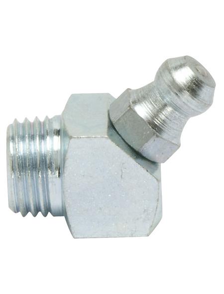 SWG Hydraulik-Schmiernippel, Stahl, verzinkt