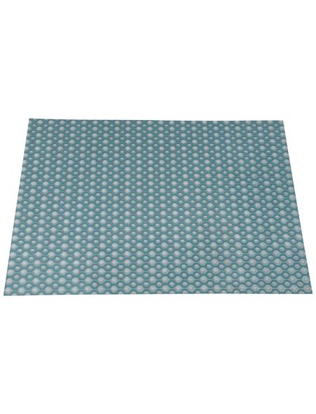 GARDEN IMPRESSIONS In- und Outdoor Teppich »Eclips«, BxL: 170 x 120 cm, türkis