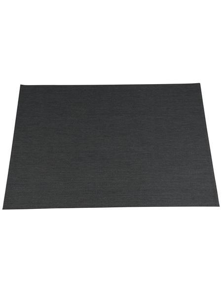 GARDEN IMPRESSIONS In- und Outdoor Teppich »Portmany«, BxL: 170 x 120 cm, schwarz