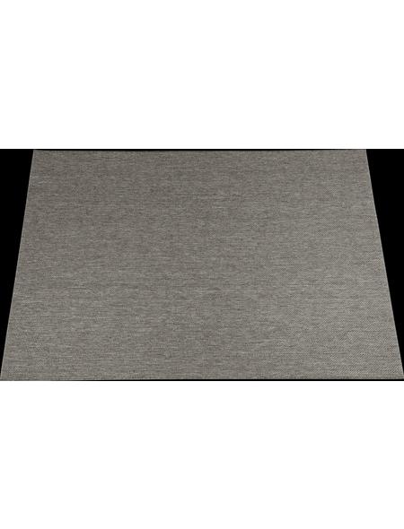 GARDEN IMPRESSIONS In- und Outdoor Teppich »Portmany«, BxL: 230 x 160 cm, anthrazit