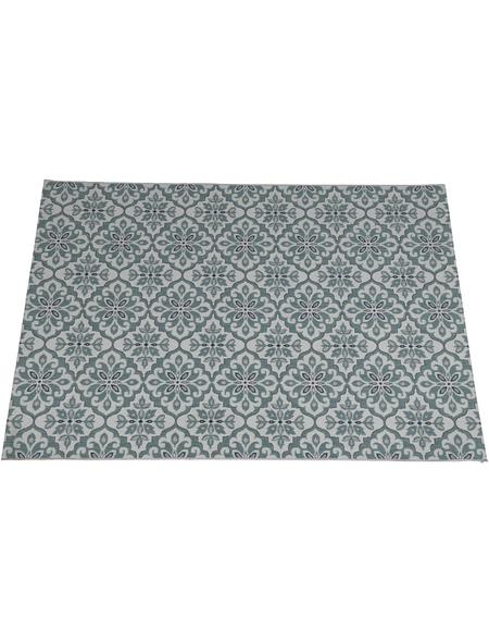 GARDEN IMPRESSIONS In- und Outdoor Teppich »Teppich«, BxL: 230 x 200 cm, robusto blue