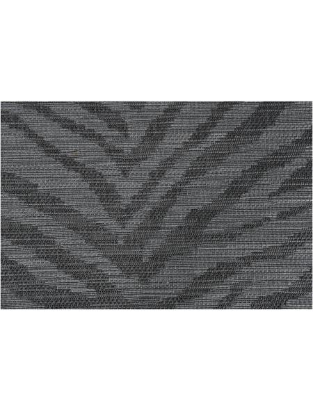 GARDEN IMPRESSIONS In- und Outdoor Teppich »Teppich«, BxL: 230 x 200 cm, Zebra grau