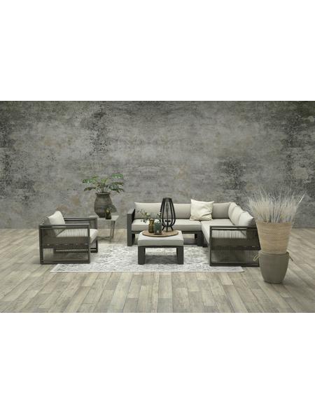 GARDEN IMPRESSIONS In- und Outdoor Teppich »Teppich«, BxL: 290 x 160 cm, ecru/braun