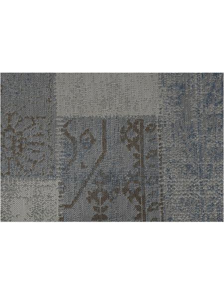 GARDEN IMPRESSIONS In- und Outdoor Teppich »Teppich«, BxL: 290 x 160 cm, grau/blau