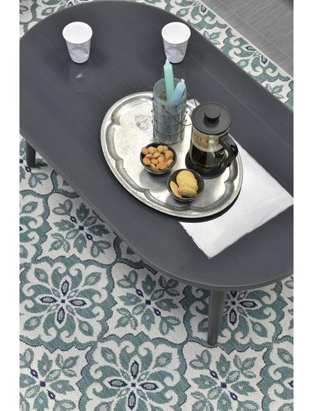 GARDEN IMPRESSIONS In- und Outdoor Teppich »Teppich«, BxL: 290 x 160 cm, robusto blue