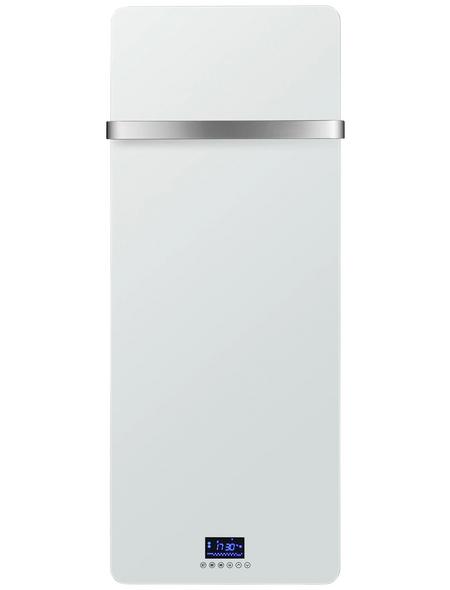 WELLWATER Infrarot Glasheizelement, max. Heizleistung: 0,85 kW, für Räume bis 20 m³