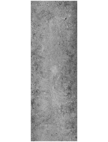 Papermoon Infrarotheizung »EcoHeat - Beton«, Glänzend