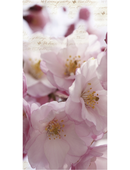 Papermoon Infrarotheizung »EcoHeat - Blüte«, Glänzend