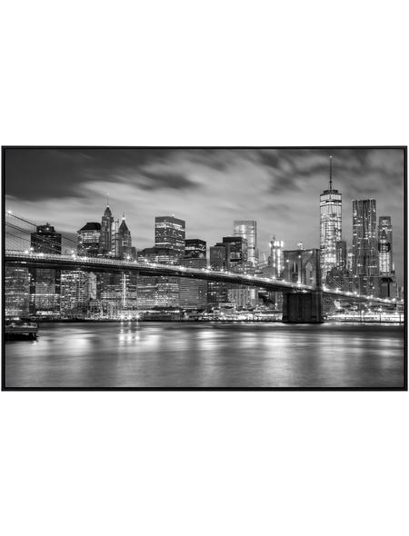 Papermoon Infrarotheizung »EcoHeat - Brooklyn Brücke«, Matt