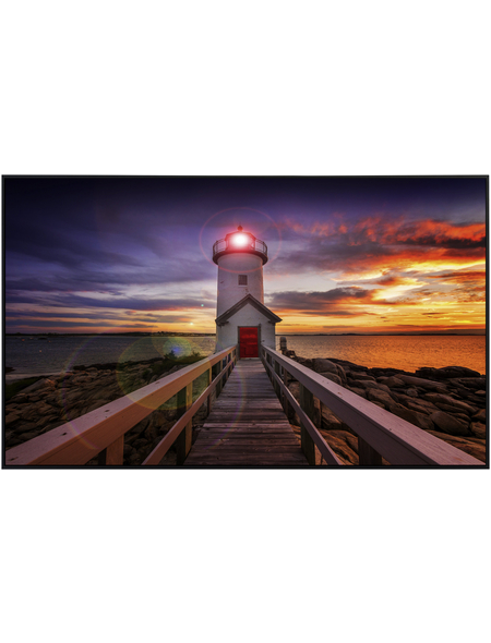 Papermoon Infrarotheizung »EcoHeat - Leuchtturm«, Matt