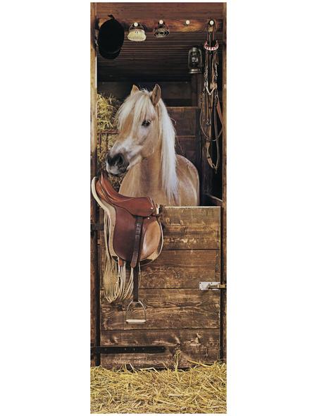 Papermoon Infrarotheizung »EcoHeat - Pferde«, Glänzend