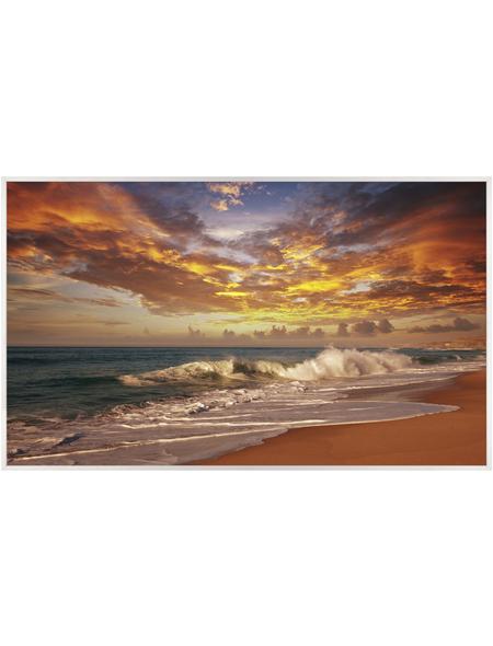 Papermoon Infrarotheizung »EcoHeat - Sonnenuntergänge   Strand«, Matt