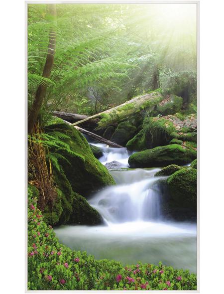 Papermoon Infrarotheizung »EcoHeat - Wasserfall«, Matt