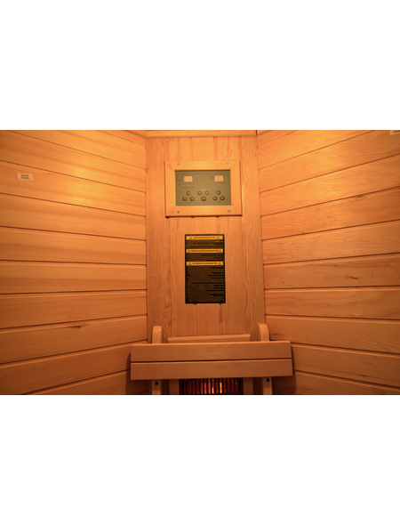 HOME DELUXE Infrarotkabine »« für 1 Person, Fronteinstieg, mit Farblichtanwendung