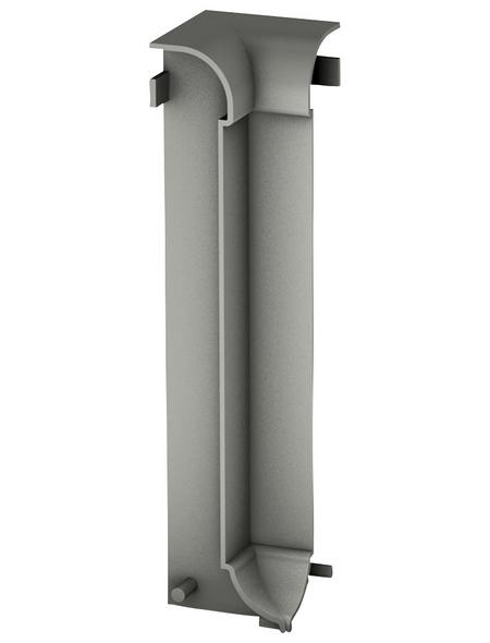CARL PRINZ Inneneck aus Aluminium, für Aluminium-Sockelleiste Nr. 379 von CARL PRINZ