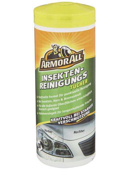 Armor All Insektenreinigungstücher, Gelb, 30 Stk.