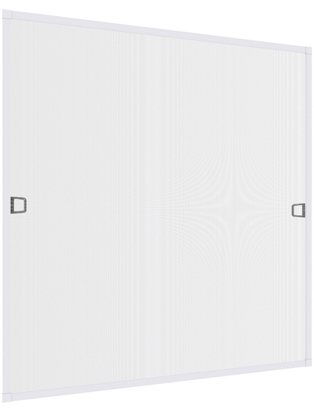 WINDHAGER Insektenschutz-Fenster, BxL: 100 x 120 cm, In Breite und Höhe kürzbar