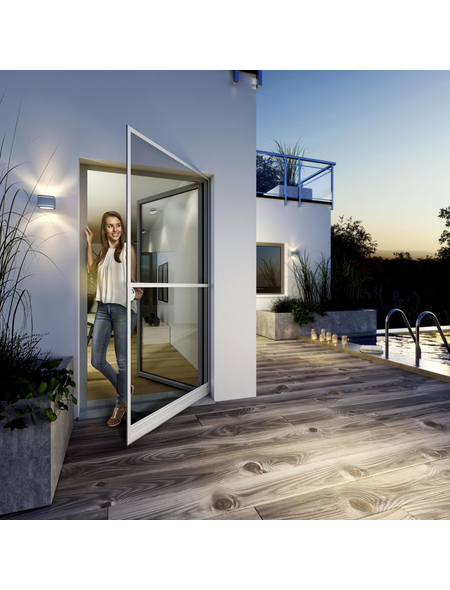 WINDHAGER Insektenschutz-Fenster »EXPERT«, 120 x 240 cm