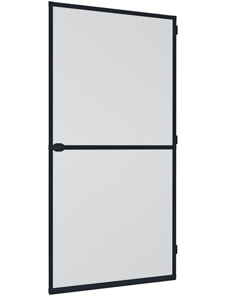 WINDHAGER Insektenschutz-Tür, BxL: 100 x 210 cm, In Breite und Höhe kürzbar
