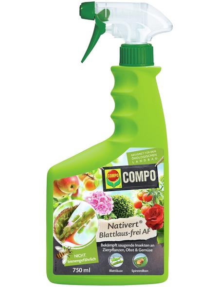 COMPO Insektizid, 750 ml, Flüssig, schützt vor, Schädlingen