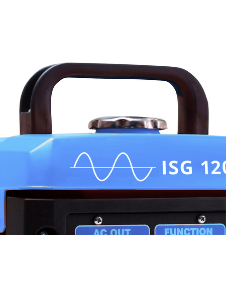 GÜDE Inverter »ISG 1200 Eco«, 1,5 kW, Benzin, Tankvolumen: 4,2 l