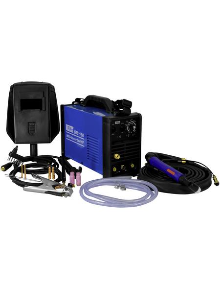 GÜDE Inverterschweißgerät »GIS 160 WIG / HF«, 230 V