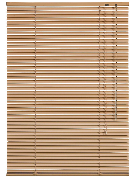 LIEDECO Jalousie, Apricot, 110x160 cm