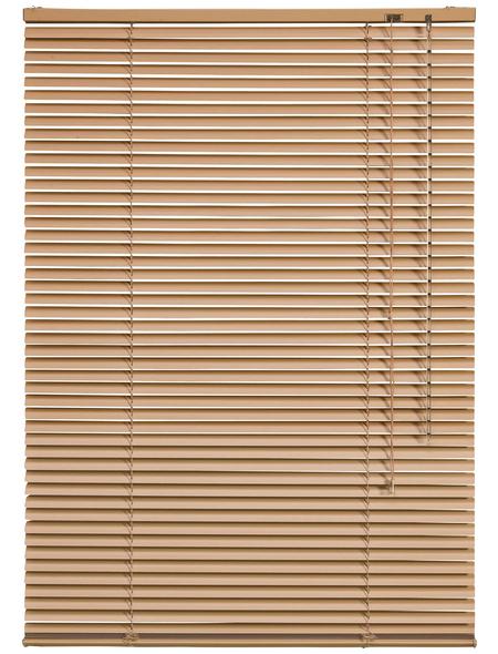 LIEDECO Jalousie, Apricot, 180x160 cm