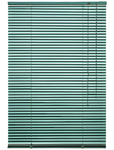 LIEDECO Jalousie, Mint, 200x160 cm