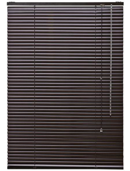LIEDECO Jalousie, Moccabraun, 120x220 cm