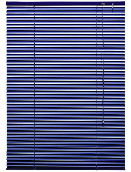 LIEDECO Jalousie, Orientblau, 160x160 cm