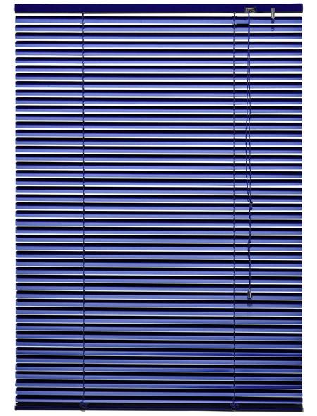 LIEDECO Jalousie, Orientblau, 180x160 cm