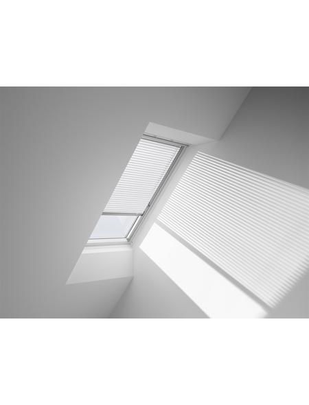 VELUX Jalousie, PAL U10 7001S, Weiß, 134 x 160 cm