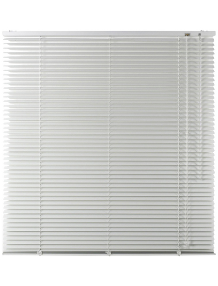 LIEDECO Jalousie, Weiß, 110x130 cm